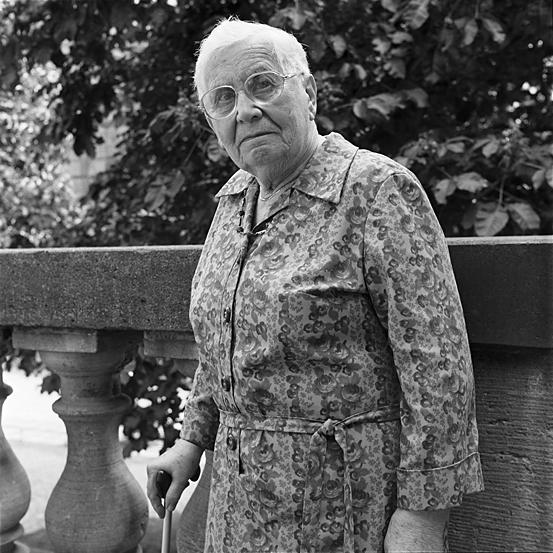 Marie Jadrná, vězněna 10 let