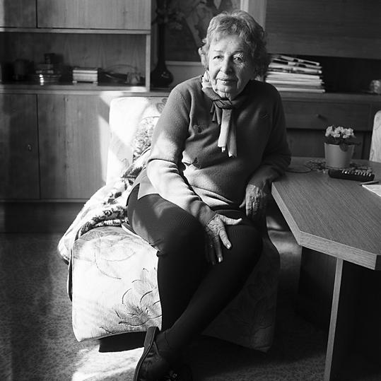 Libuše Musilová, vězněna 4 roky
