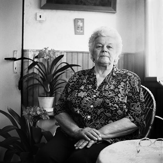 Ludmila Šeflová, vězněna 6 let