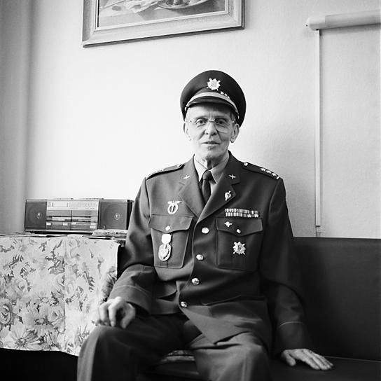Plk. Otakar Vinklář, vězněn 6 let a 7 měsíců